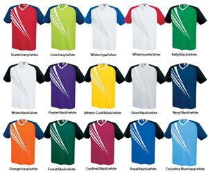 High 5 STINGER Soccer Jerseys Closeout