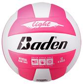 Baden 450 Light Stealth Soft Pink Volleyball