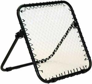 Jaypro Black Adjustable Soccer Rebound Net