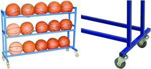 Jaypro Totemaster Atlas Ball Cart