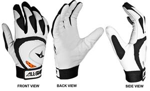 ALL-STAR System Seven D3O Batting Gloves (Pairs)