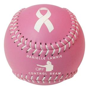 "Baden National Breast Cancer 11"" FP Softballs (DZ)"