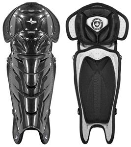 ALL-STAR System 7 Single Knee Umpire Leg Guards