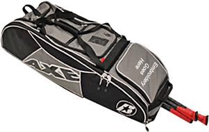 Baden Axe Baseball/Softball Roller Bat Bag