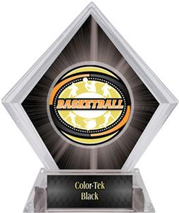 Awards Classic Basketball Black Diamond Ice Trophy
