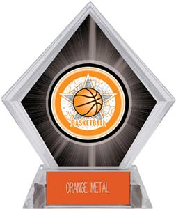 Award All-Star Basketball Black Diamond Ice Trophy