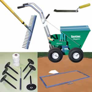Jaypro Basic Little League Field Maintenance Pack