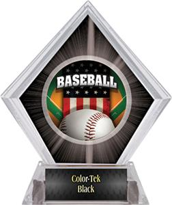Awards Patriot Baseball Black Diamond Ice Trophy