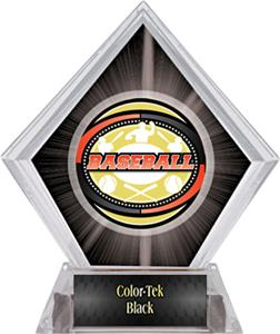 Awards Classic Baseball Black Diamond Ice Trophy
