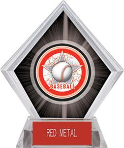 Awards All-Star Baseball Black Diamond Ice Trophy