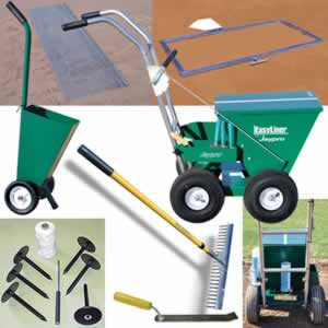 Jaypro Deluxe Official Field Maintenance Package