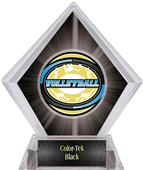 Awards Classic Volleyball Black Diamond Ice Trophy