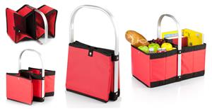 Picnic Time Urban Collapsible Market Basket