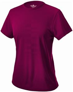 Charles River Womens Wicking Crew Neck Tee