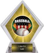 Awards Patriot Baseball Yellow Diamond Ice Trophy