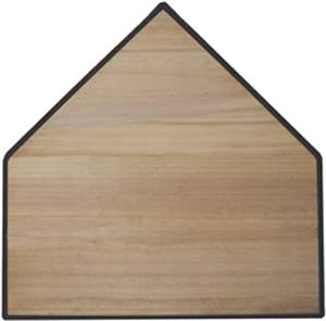 Jaypro Bury-All Wood Filled Baseball Home Plate
