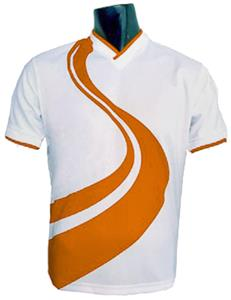 CO-Orange Victory Soccer Jerseys - Imperfect