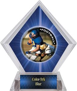 Awards PR2 Football Blue Diamond Ice Trophy