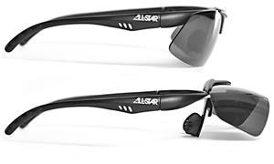 ALL-STAR Flip-Up Baseball Sunglasses w/Case
