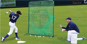 Jaypro Replacement Net for Soft Toss Screen