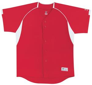High 5 Select Full-Button Baseball Jersey Closeout