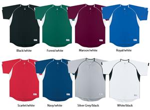 High 5 Select Two-Button Baseball Jerseys Closeout