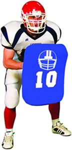 Jaypro Curved Football Pro Body Shield