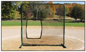 Jaypro Softball Pitchers Protector Screen