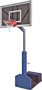 Rampage Eclipse Portable Basketball Goals System
