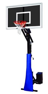 RollaJam Eclipse Portable Basketball Goals System