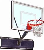 Uni-Sport II Basketball Wall Mount System