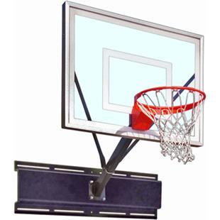 Uni-Sport II Basketball Wall Mount System