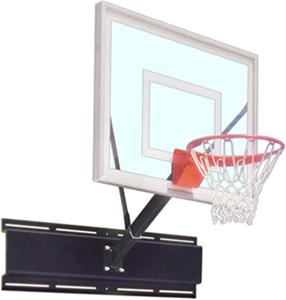 Uni-Sport III Basketball Wall Mount System