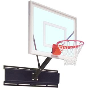 Uni-Sport Select Basketball Wall Mount System