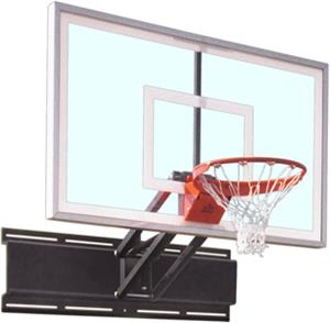 Uni-Champ Select Adjustable Basketball Wall Mount