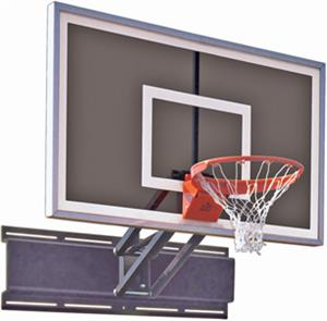 Uni-Champ Eclipse Adjustable Basketball Wall Mount