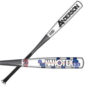 Anderson Bat NanoTek XS-3 BBCOR Adult Baseball Bat
