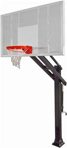 Titan Intensity Adjustable Basketball Goal System