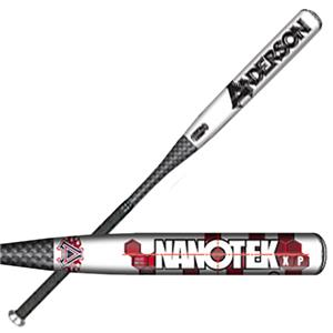 Anderson Bat NanoTek XP -10 Youth Baseball Bat