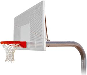 Brute Intensity Fixed Height Basketball Goals