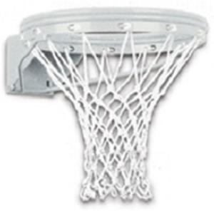 FT172DGV Galvanized Fix Basketball Goal Double Rim