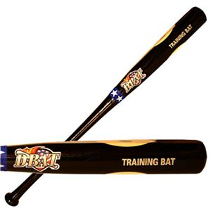 D-Bat Flat Bat Ash Training Bats