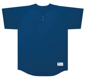 High 5 Shadow Stripe 2-Button Baseball Jerseys