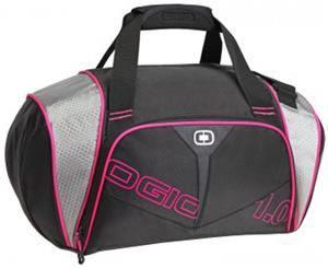 Ogio Endurance 1.0 Magenta Athletic Duffel Bag