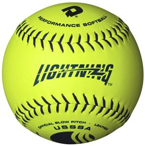 Wilson USSSA Mens Classic Y Series Softballs