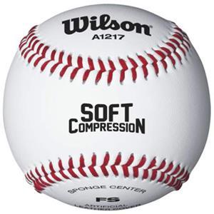 Minor League & Teeball Soft Compression Baseballs