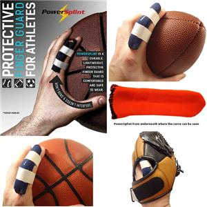 PowerSplint Protective Finger Splint For Athletes