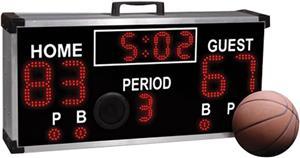 Jaypro Electronic Multi-Sport Tabletop Scoreboard