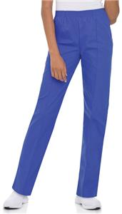 Landau Women's Classic Tapered Leg Scrub Pants