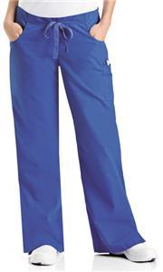 Landau Women's Modern Cargo Scrub Pants